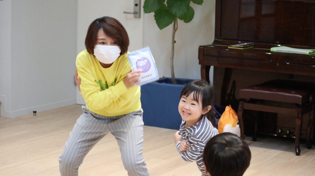株式会社ヒトコト社 英語遊び教室